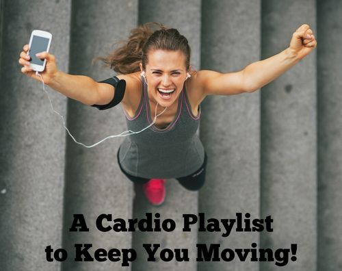 Cardio playlist feel great