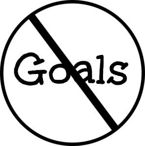 No goals black