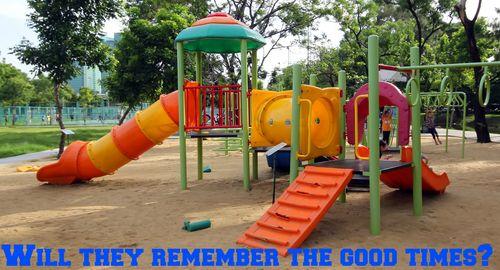 Playground good times