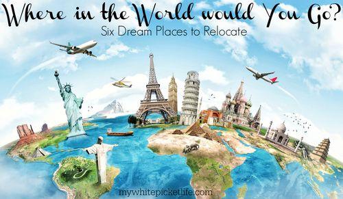 Travel world monuments